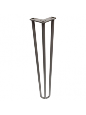 Styria Hairpin Table Legs - Grey Finish