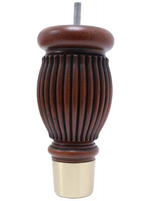 Monique Classic Reeded Furniture Legs