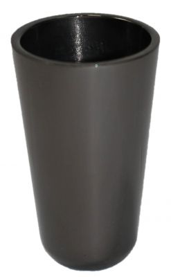Astoria Black Chrome Slipper Cup