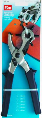 Revolving Punch Pliers